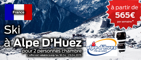 Holidays in alpe d'huez