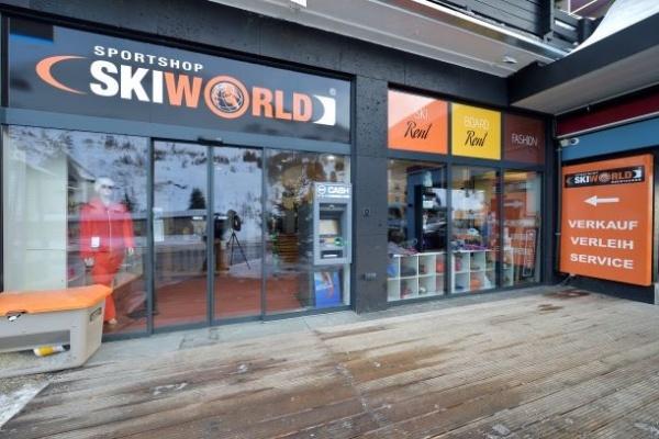 Skiworld Sportshop - Hotel Alpina