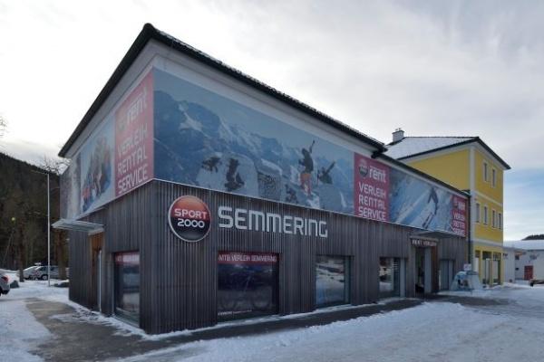Verleih Semmering Passhöhe/Übungswiese