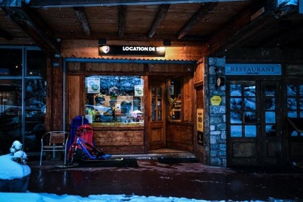 Ski Republic Courchevel 1850 - Tovets