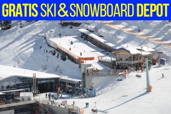 Sport Schiestl Bergstation Horberg