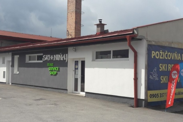 Ski Niňaj - Liptovský Mikuláš