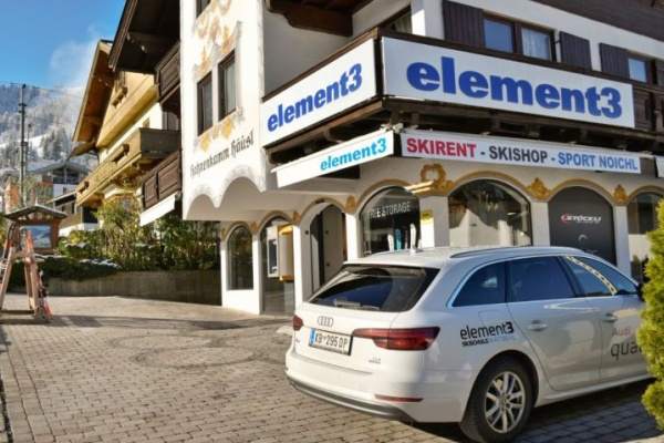 Element3 – Skiverleih